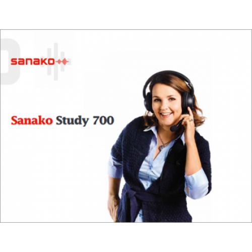 Лингафонный программный комплекс SANAKO Study 700, цена за 1 лицензию