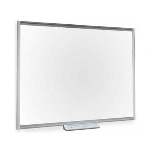 Интерактивная доска SMART Board SBM680 с пассивным лотком с Notebook 15