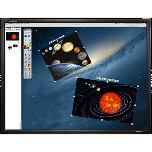 Интерактивная доска ActivBoard Touch 88 DRYERASE (6 касаний)