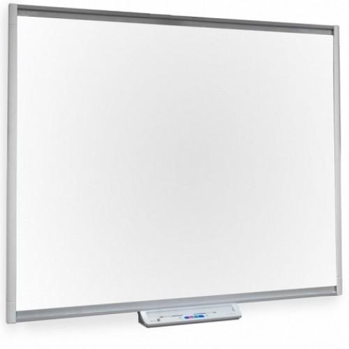 Интерактивная доска SMART Board SBM680 с пассивным лотком + активный лоток с ЕСР (smt)