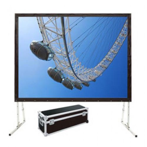 Проекционный экран Classic Solution Premier Corvus 220x169 (4:3) с просветным полотном