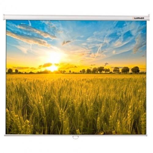 Проекционный экран Lumien Eco Picture 200x200 MW (LEP-100103)