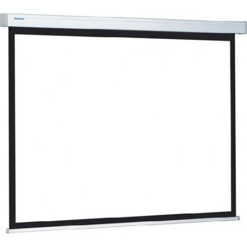 Проекционный экран Projecta ProScreen 200x200см Datalux настенный рулонный 1:1