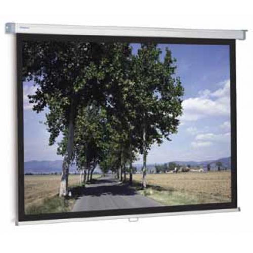 Проекционный экран Projecta SlimScreen 160x123 Matte White (45467)