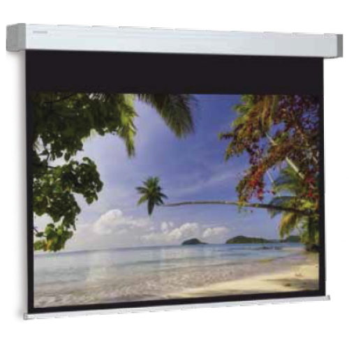 Проекционный экран Projecta Compact Electrol 240x240 Matte White (44067)