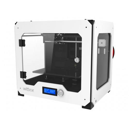 3D принтер bq Witbox белый