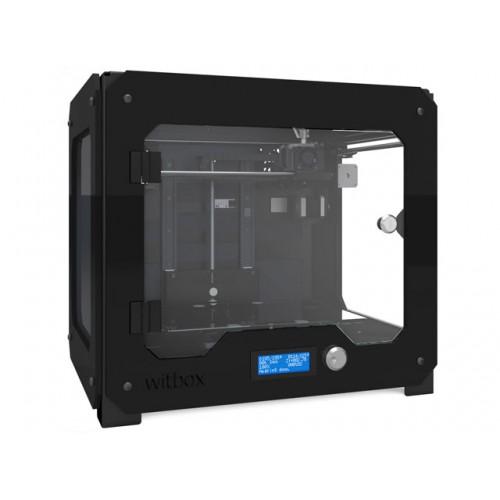 3D принтер bq Witbox черный