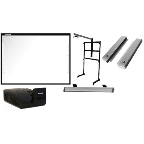 Комплект интерактивный мобильный N82/IN134UST/STWP06/1 + акустика, активный лоток