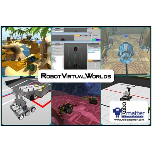 ПО Виртуальные миры -  6 рабочих мест -  бессрочная