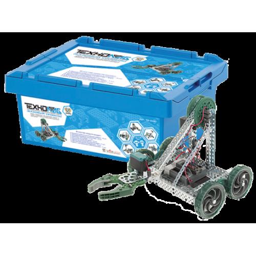 Образовательный робототехнический модуль  - Базовый  уровень (Ардуино)