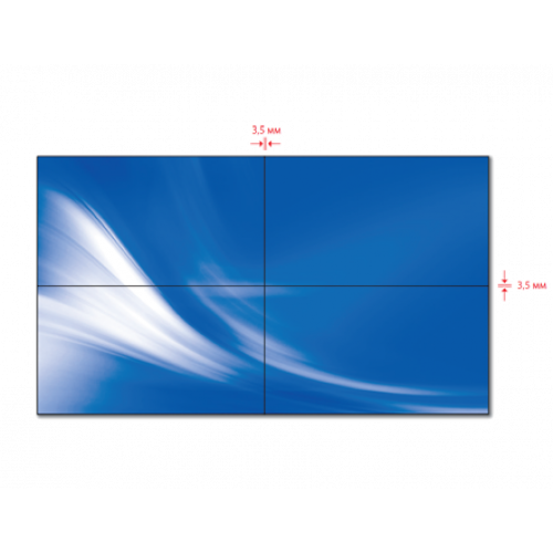 """LCD ДИСПЛЕЙ FLAME 55"""" UNX 500"""
