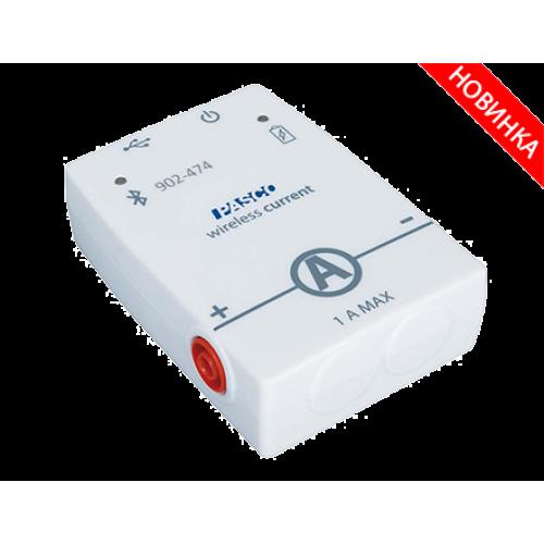 Беспроводной цифровой датчик силы тока PASCO