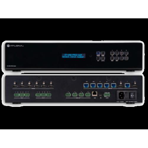 4K UHD 6 на 6 HDMI Матричный Коммутатор