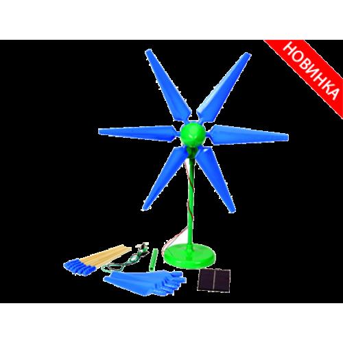 """Набор для экспериментов по теме """"Возобновляемые источники энергии PASCO"""""""