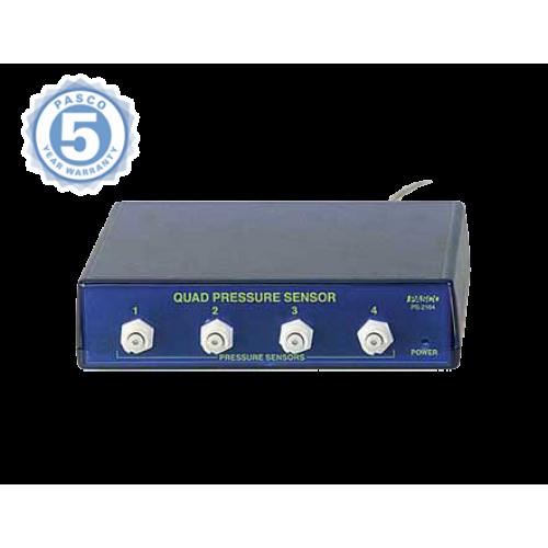 Цифровой датчик абсолютного давления многоканальный (4) PASCO