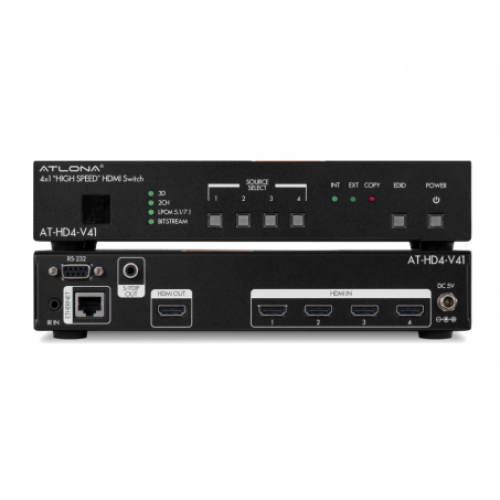 4х1 HDMI Коммутатор